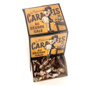 caramel au beurre salé Armorine