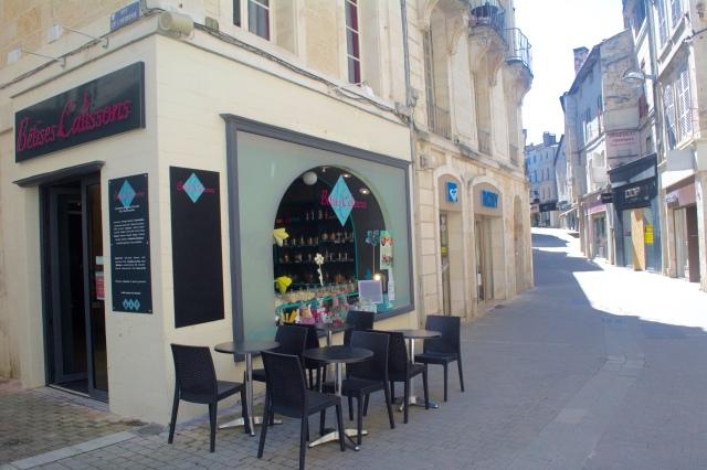 Terrasse au 3 rue Saint Jean
