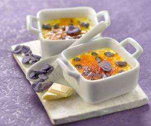 Crème brûlée Violette